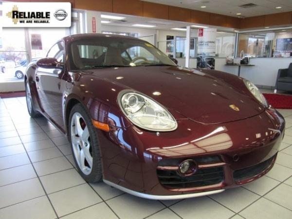 Porsche Cayman 2006 $26953.00 incacar.com