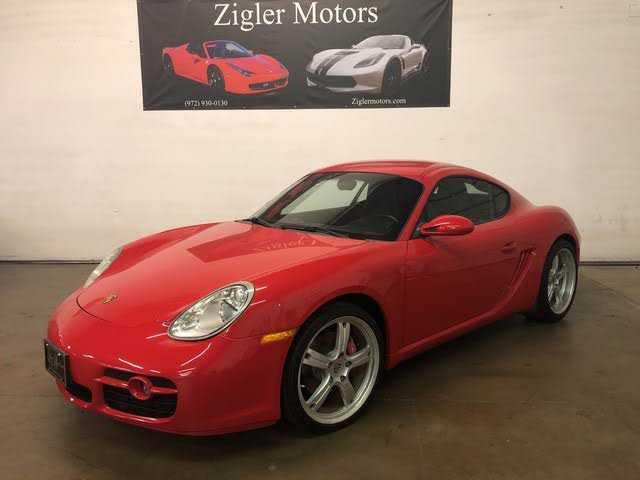 Porsche Cayman 2006 $19900.00 incacar.com