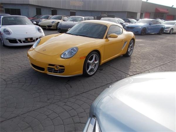 Porsche Cayman 2006 $33900.00 incacar.com