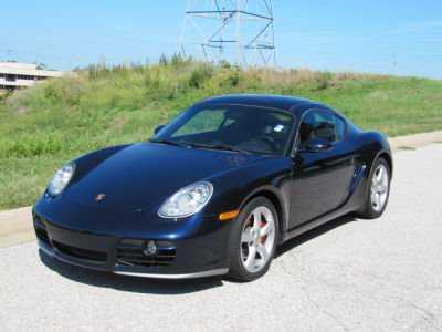 Porsche Cayman 2006 $25900.00 incacar.com