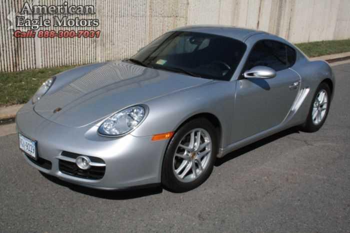Porsche Cayman 2007 $23500.00 incacar.com
