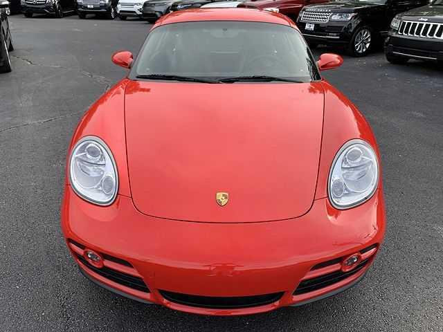 Porsche Cayman 2007 $24888.00 incacar.com