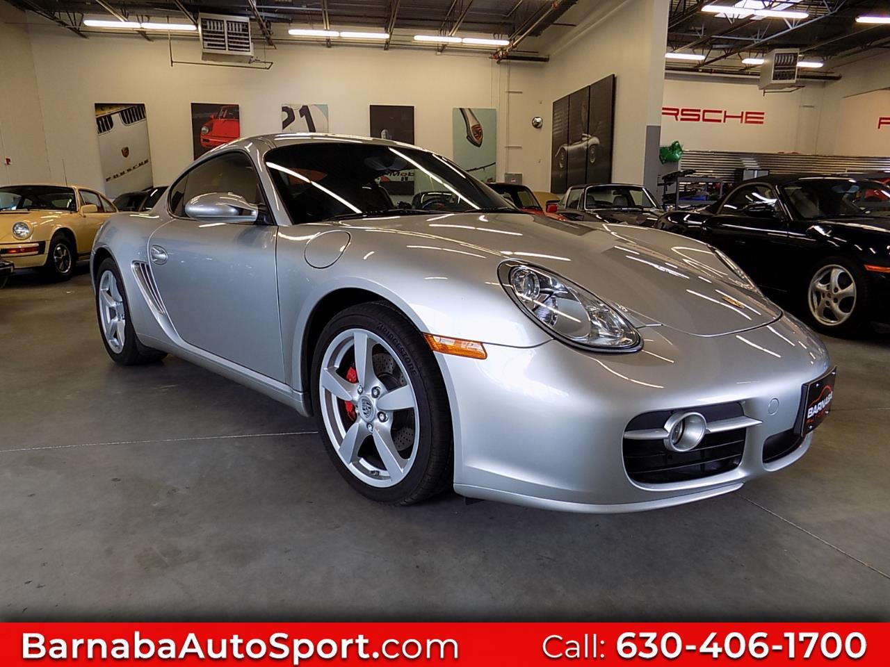 Porsche Cayman 2007 $34987.00 incacar.com