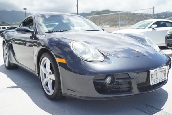 Porsche Cayman 2007 $24900.00 incacar.com