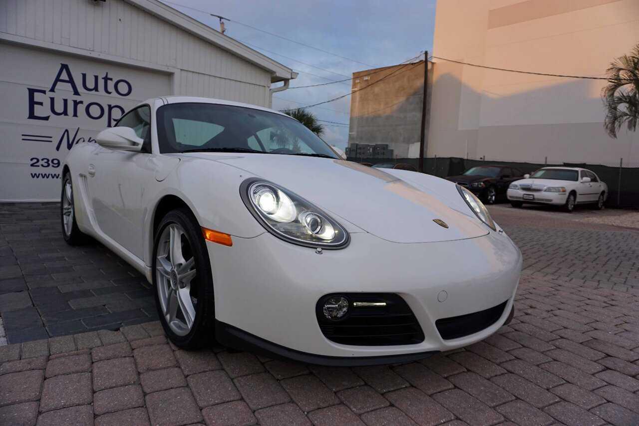 Porsche Cayman 2009 $27900.00 incacar.com