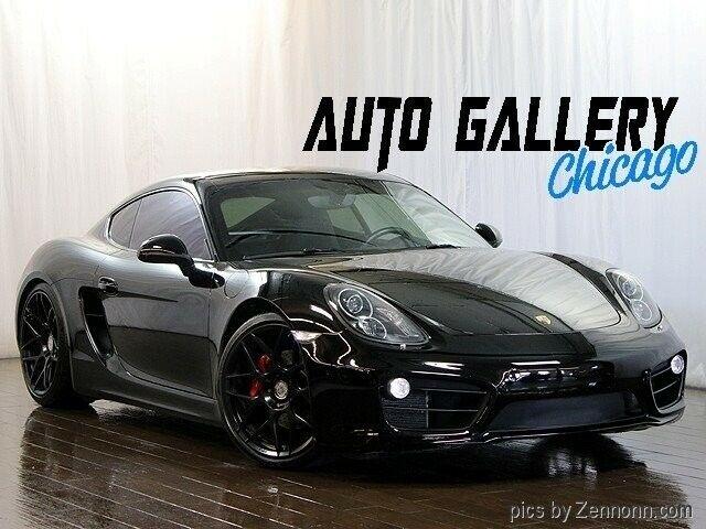 Porsche Cayman 2014 $43990.00 incacar.com