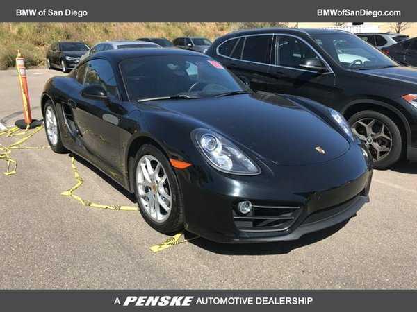 Porsche Cayman 2015 $41995.00 incacar.com
