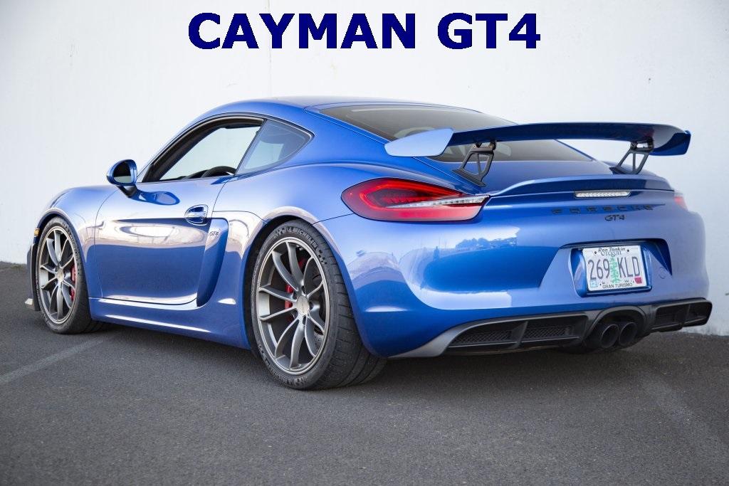 Porsche Cayman 2016 $87997.00 incacar.com