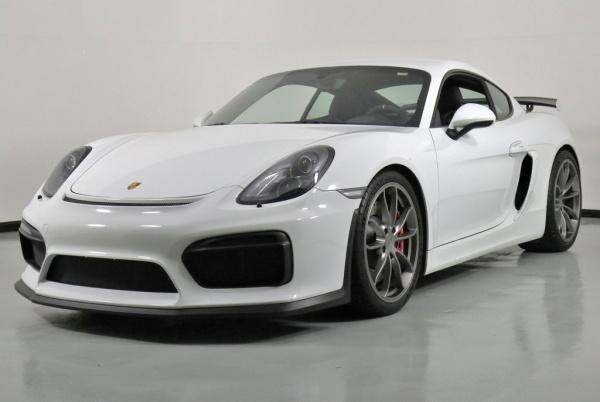 Porsche Cayman 2016 $98795.00 incacar.com