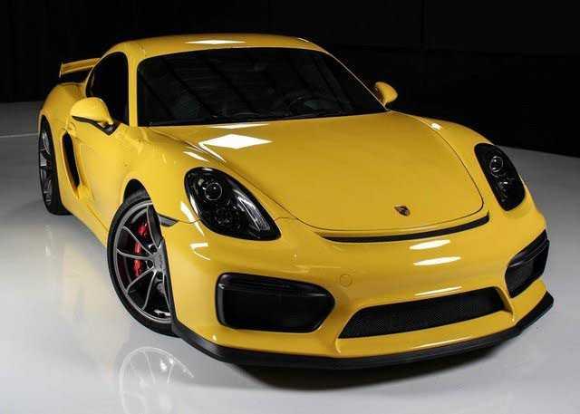 Porsche Cayman 2016 $94990.00 incacar.com