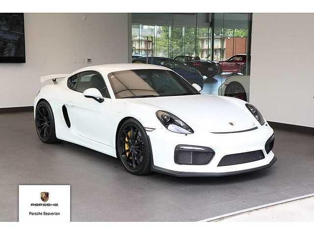 Porsche Cayman 2016 $118981.00 incacar.com