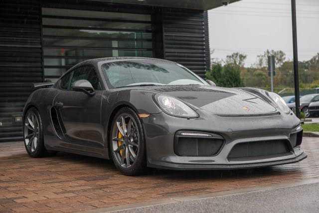 Porsche Cayman 2016 $104995.00 incacar.com