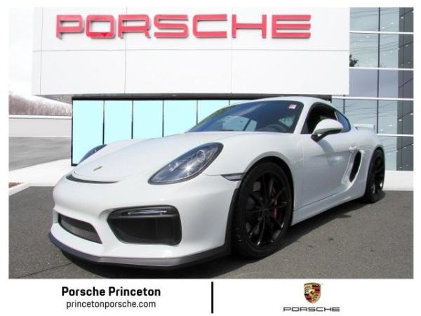 Porsche Cayman 2016 $105900.00 incacar.com