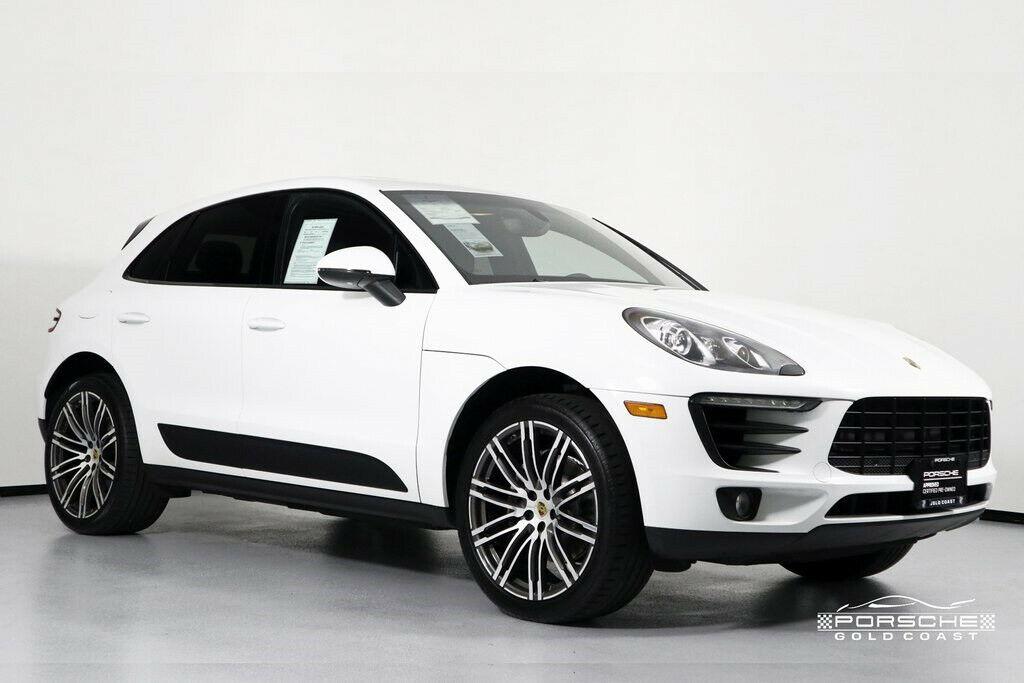 Porsche Macan 2016 $49900.00 incacar.com