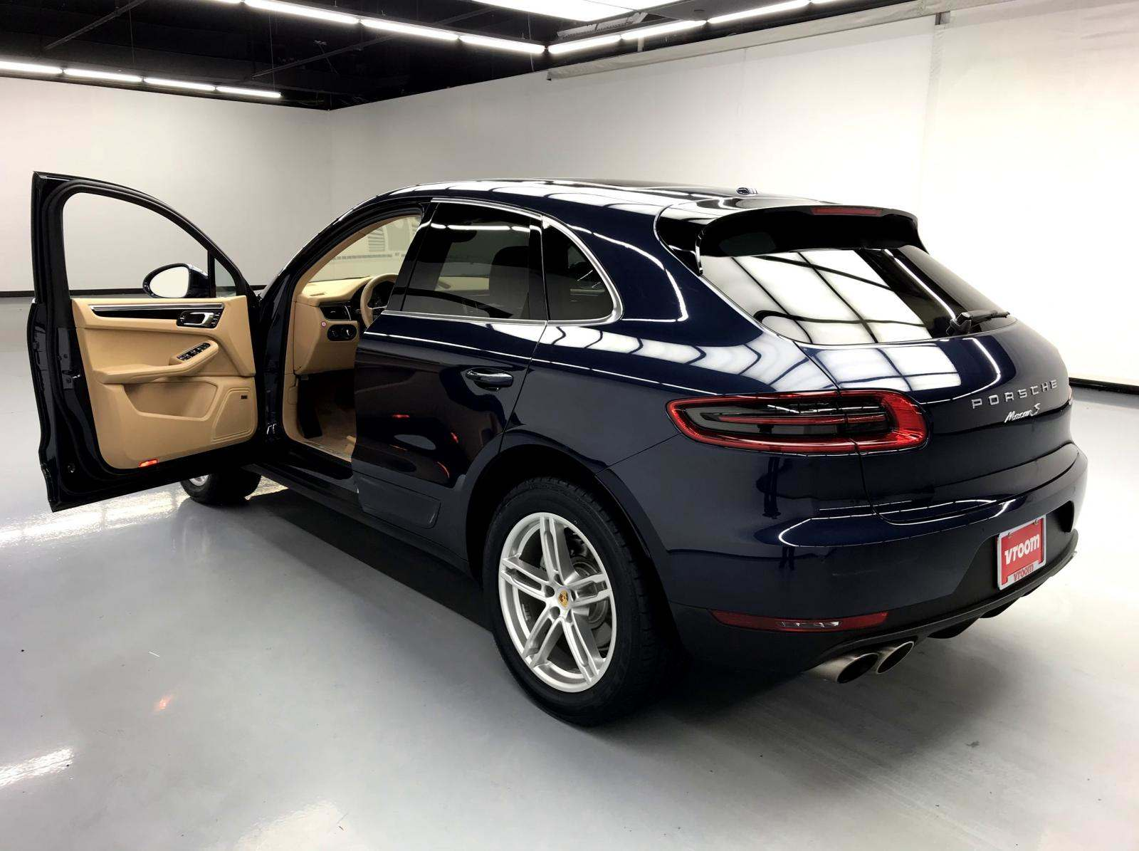 used Porsche Macan 2016 vin: WP1AB2A51GLB47665