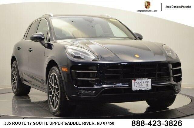 Porsche Macan 2017 $64990.00 incacar.com