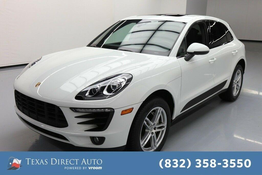 Porsche Macan 2017 $48988.00 incacar.com