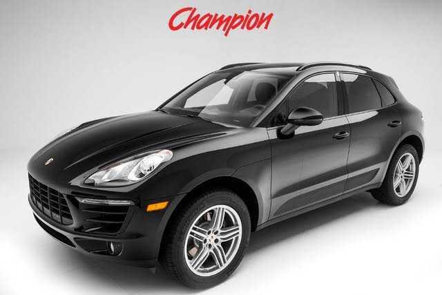 Porsche Macan 2018 $51900.00 incacar.com