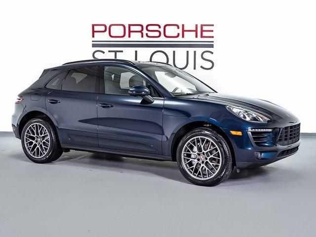 Porsche Macan 2018 $67855.00 incacar.com