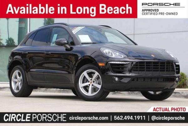 Porsche Macan 2018 $49988.00 incacar.com