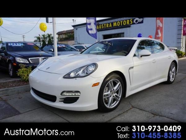 Porsche Panamera 2010 $27990.00 incacar.com
