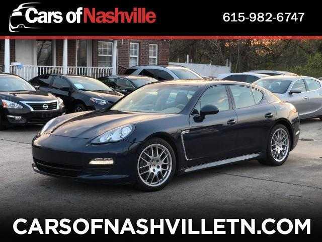 Porsche Panamera 2011 $25995.00 incacar.com