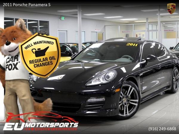 Porsche Panamera 2011 $32988.00 incacar.com
