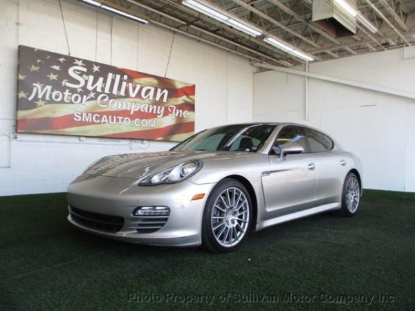 Porsche Panamera 2011 $35977.00 incacar.com