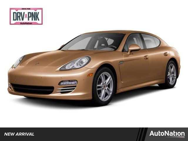 Porsche Panamera 2012 $52580.00 incacar.com
