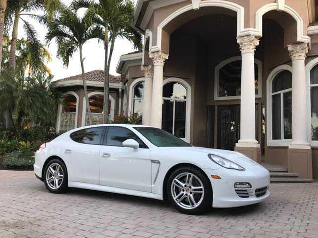 Porsche Panamera 2013 $49998.00 incacar.com