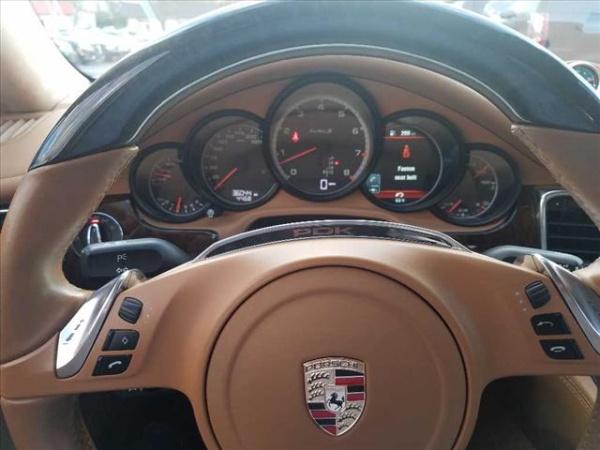 Porsche Panamera 2014 $88988.00 incacar.com