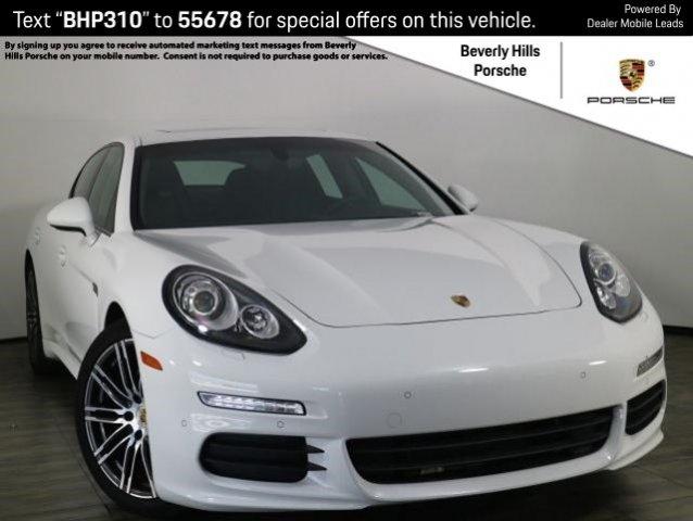 Porsche Panamera 2015 $76938.00 incacar.com