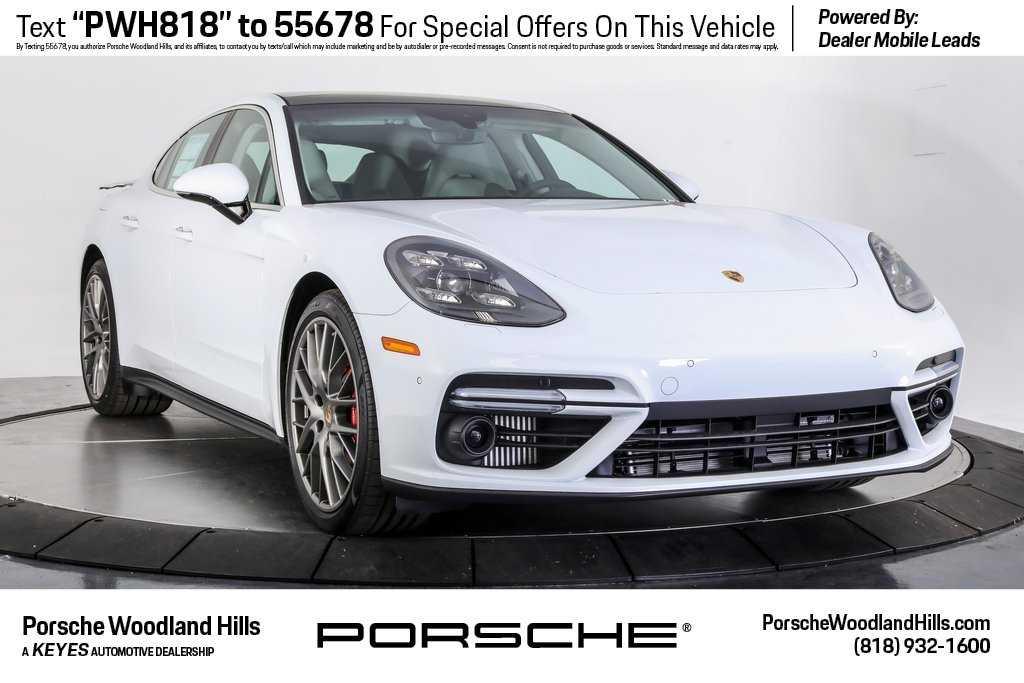 used Porsche Panamera 2018 vin: WP0AF2A79JL142289