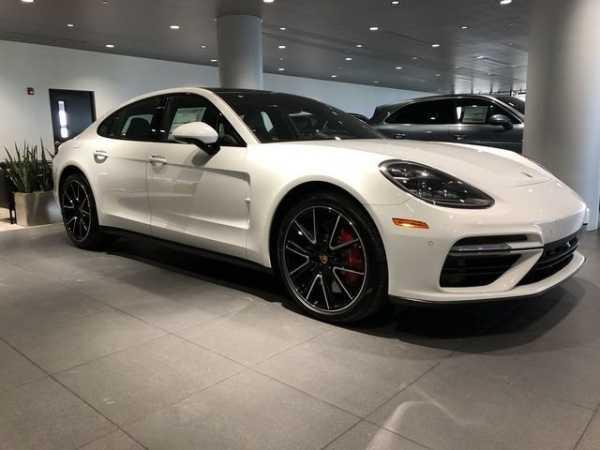 Porsche Panamera 2018 $170140.00 incacar.com