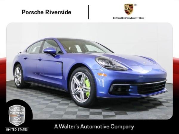 Porsche Panamera 2018 $107881.00 incacar.com