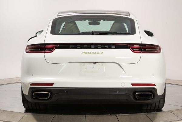Porsche Panamera 2018 $100767.00 incacar.com
