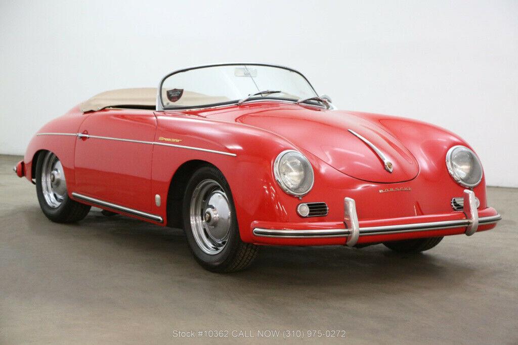 Porsche Vintage Speedster 1956 $208500.00 incacar.com