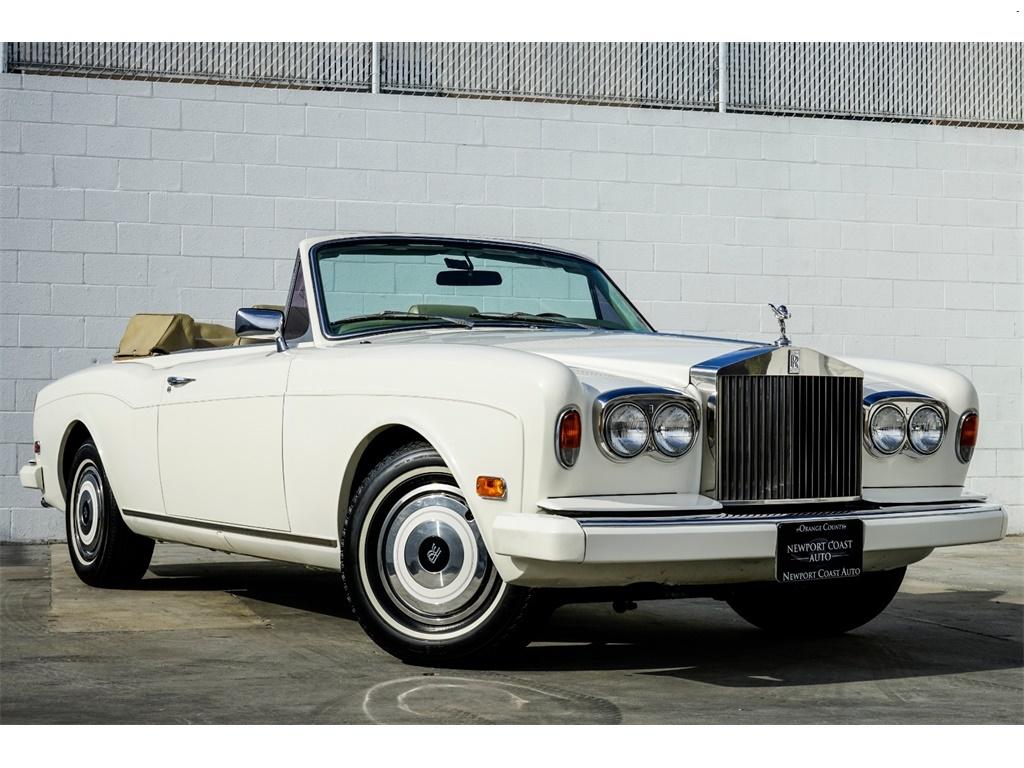 Rolls-Royce Corniche 1981 $55000.00 incacar.com