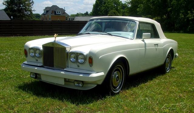 Rolls-Royce Corniche 1985 $49900.00 incacar.com