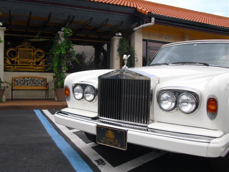 Rolls-Royce Corniche 1988 $55900.00 incacar.com