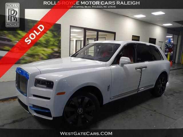 Rolls-Royce Cullinan 2019 $393250.00 incacar.com
