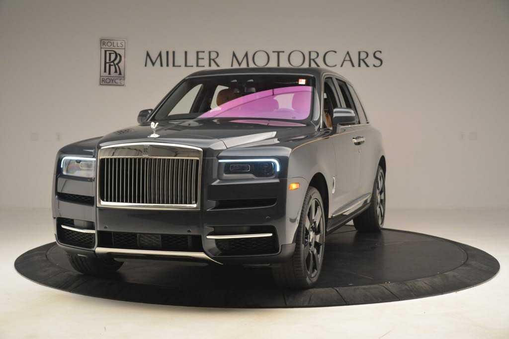 Rolls-Royce Cullinan 2019 $378925.00 incacar.com