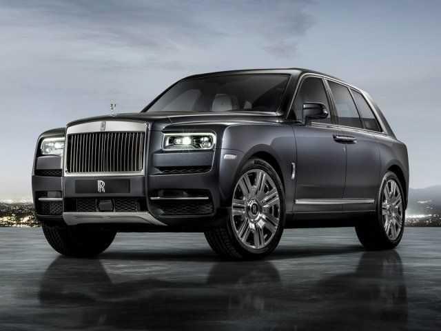 Rolls-Royce Cullinan 2019 $394850.00 incacar.com