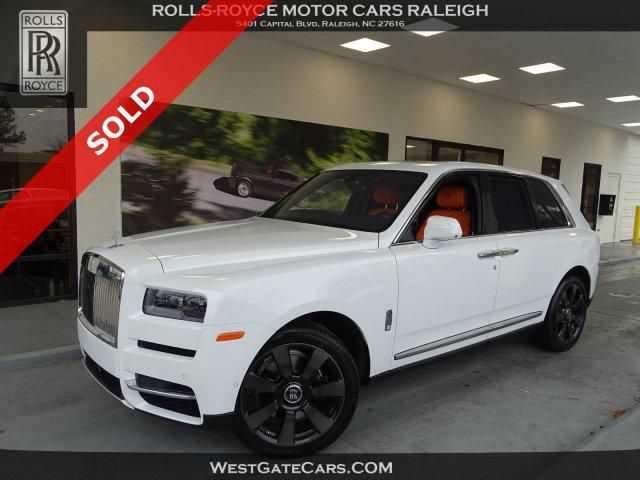 Rolls-Royce Cullinan 2019 $417625.00 incacar.com