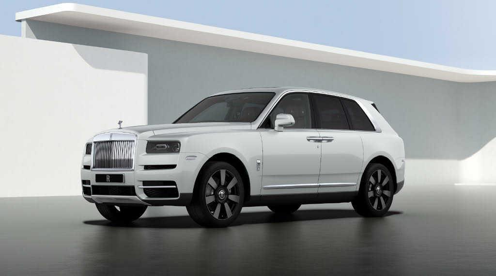 Rolls-Royce Cullinan 2019 $358725.00 incacar.com