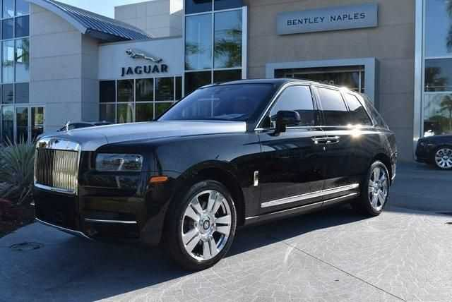 Rolls-Royce Cullinan 2019 $404550.00 incacar.com