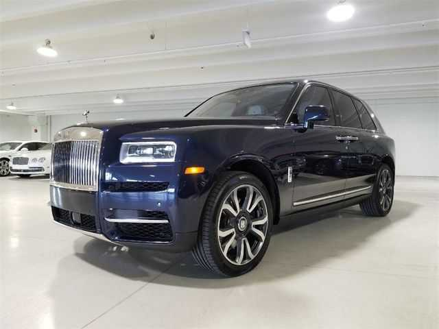 Rolls-Royce Cullinan 2019 $398725.00 incacar.com