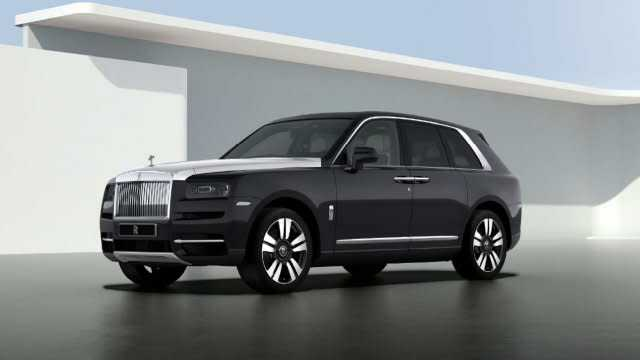 Rolls-Royce Cullinan 2019 $403925.00 incacar.com