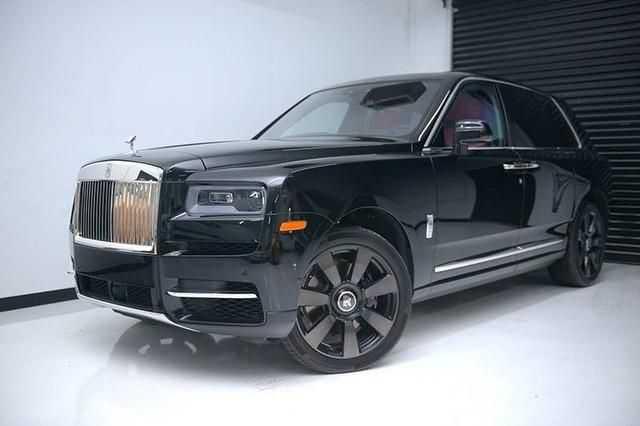 Rolls-Royce Cullinan 2019 $399995.00 incacar.com