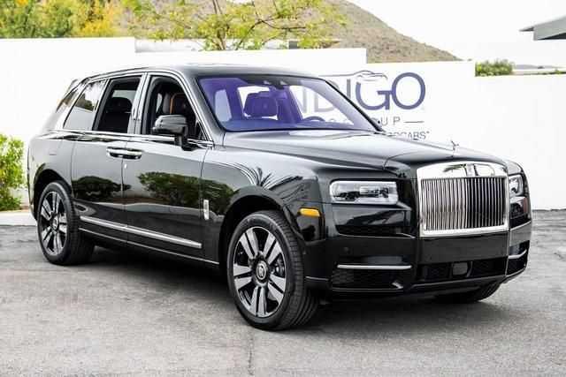 Rolls-Royce Cullinan 2019 $385500.00 incacar.com